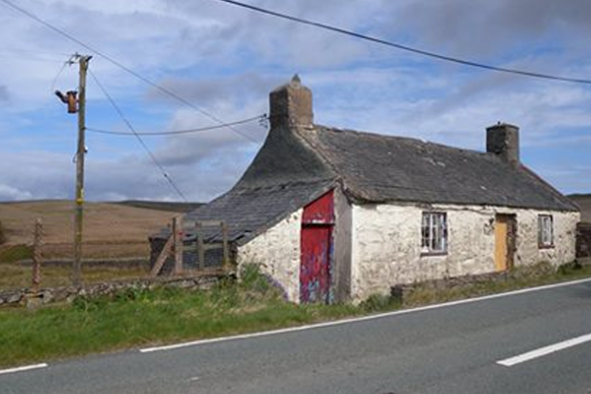 HIraeth Cottage, scene of the electrocution